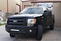 2013 Ford F-150 STX SuperCab 145-in Houston