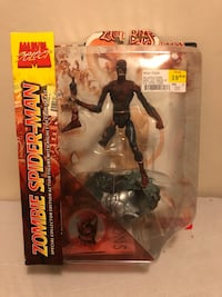 Marvel Select Zombie Spider-Man  Figure  New York, 10036