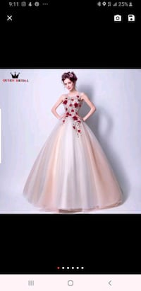 Beautiful evening gown Mississauga, L5C 1T8