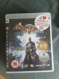 Batman Arkham City PS3 funda de juego 6513 km