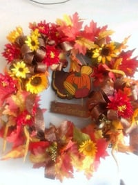FALL WREATH McAllen, 78503
