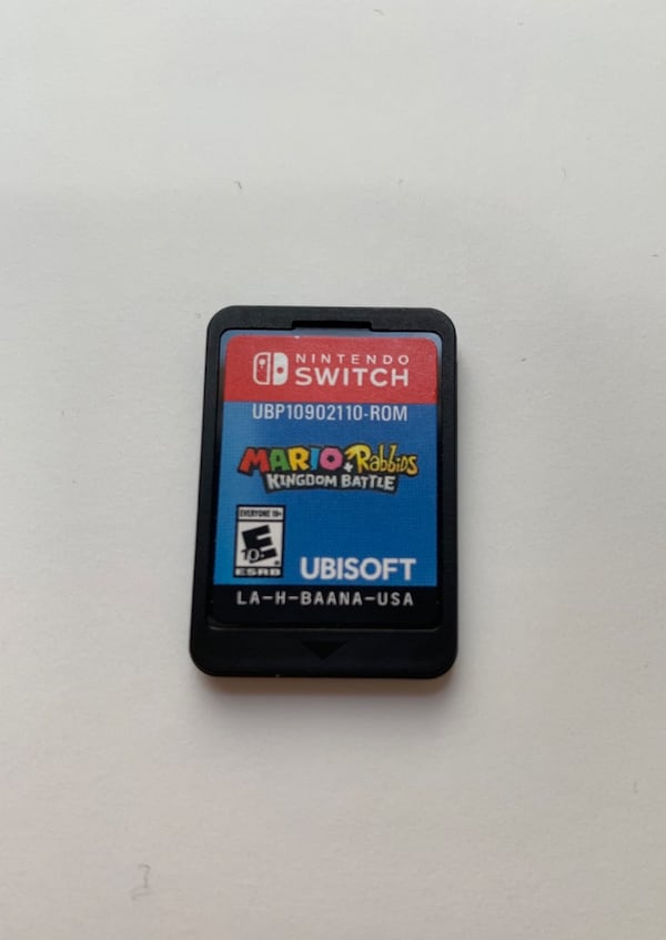 Nintendo Switch Game Mario + RabbiDs Kingdom Battle 144beef3-0670-47a9-8a6a-9abec9c2a8be