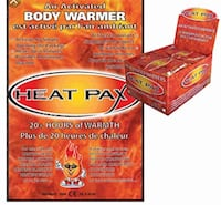 Body Warmers NEW 31 Total Chicago, 60641