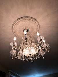 Beautiful Chandelier original price was $800 Schaumburg, 60193