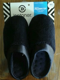 BRAND NEW ISOTONER SLIPPERS. size 7.5-8 Shell Rock, 50670