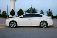 Available 2012 Nissa  Maxima Pearl White-$8990 Toronto, M6K 1Y6