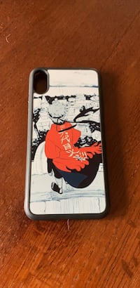 Naruto IPhone XS Max Case Derry, 03038