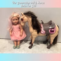 Our Generation/Lori Dolls  Clearfield, 84015