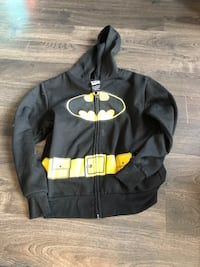 Batman kids full zip hoodies