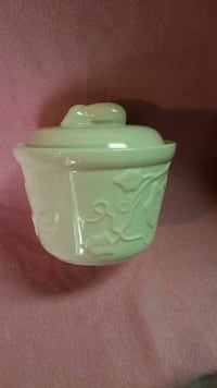 Large Butter Dish