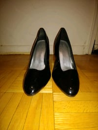 Black Fioni Women's shoes Toronto, M6L 1A4