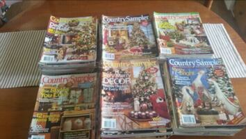 Country Sampler magazines