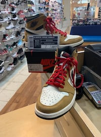 Air Jordan 1 OG High Rookie Of The Year Size 9.5 Silver Spring, 20902