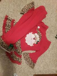 CHRISTMAS outfit 2t Decatur
