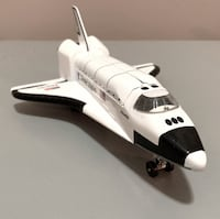 NASA Space Shuttle Atlantis and other toys Bedford