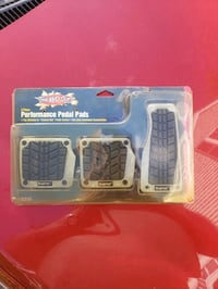 Dress up your ride/car/truck w new pedal covers Chelmsford, 01824