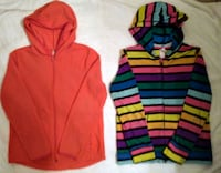 Girl's size 10-12 jackets Great Condition Pasadena, 21122