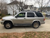 Nissan - Pathfinder - 2002 Laurel, 20708