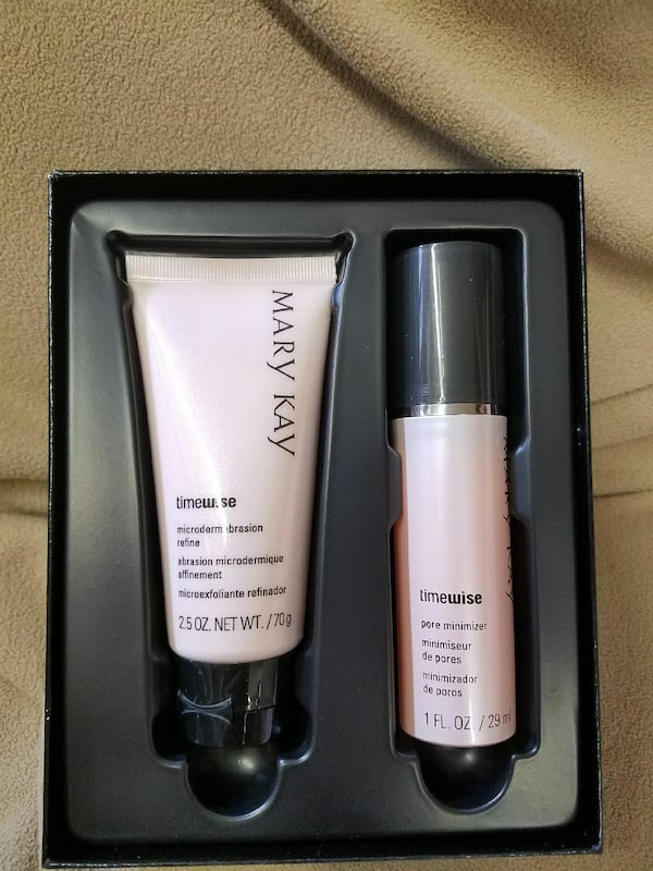 Used Mary Kay Timewise Microdermabrasion Plus Set For Sale In