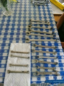 combination wrench lot