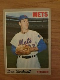 Don Cardwell 1970 Topps #83