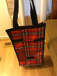 Rolling tote bag Henrico, 23233