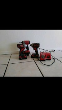 M18 Milwaukee Red Lithium Power Tools Victorville