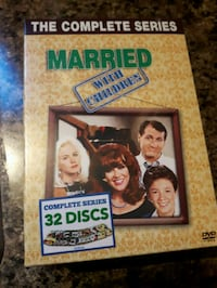 married with children complete boxed set dvds Erin, N0B 1T0