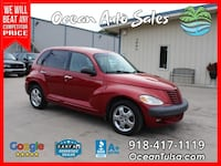 2002 Chrysler PT Cruiser Touring Catoosa, 74015