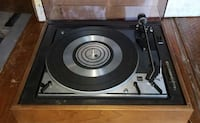 Dual 1215 Turntable, with cover  Dollard-des-Ormeaux