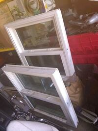 white wooden framed glass window Amarillo, 79106