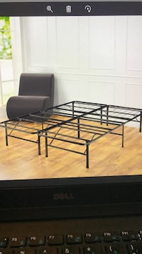 black metal folding bed frame Fairfax, 22032