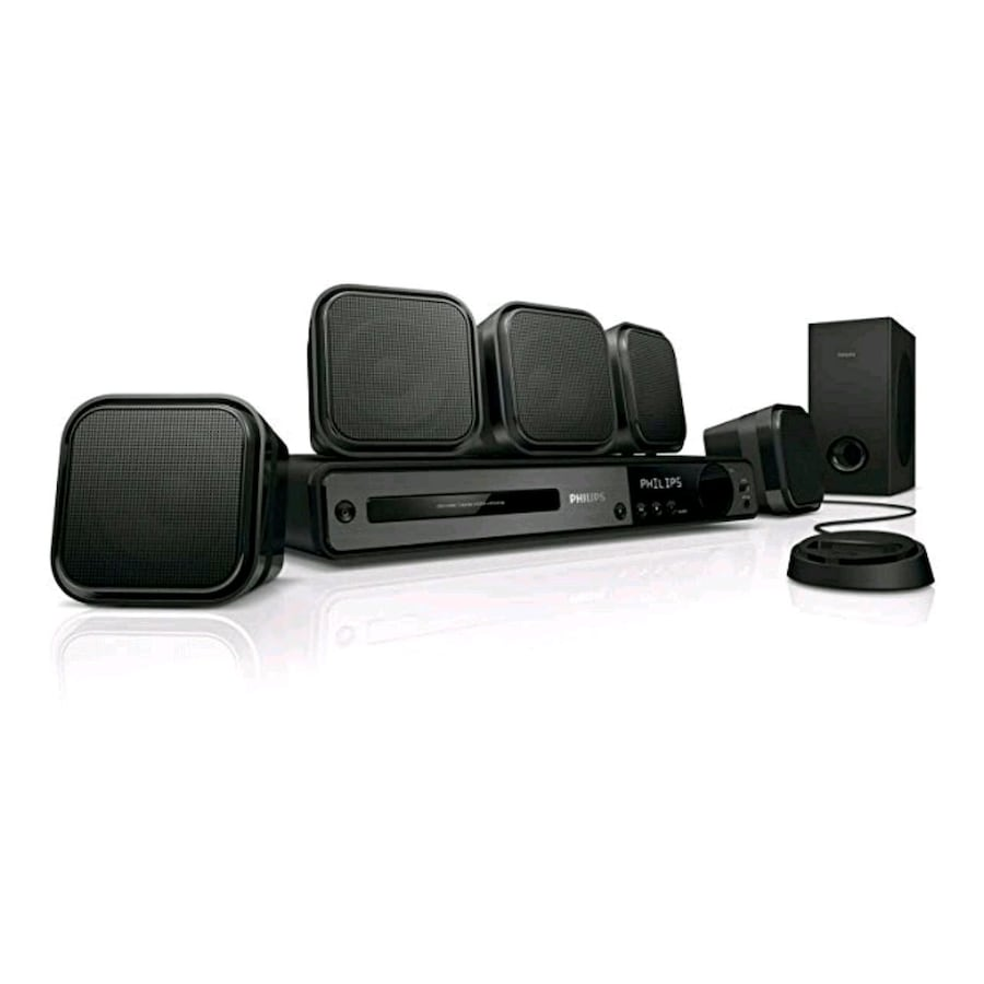 Phillips home theater system system with Dolby dig