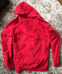 Dussault limited edition 2016 hoodie 1 of 100 made White Rock, V4B