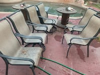 Outdoor chairs Las Vegas, 89147