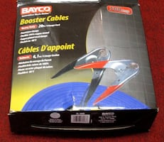 Bayco SL3008 Booster Cables