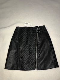 H&m Leather skirt 558 km