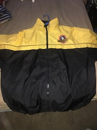 black and yellow zip-up jacket Colorado Springs, 80909