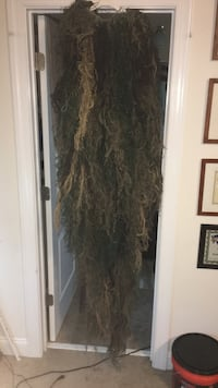 Men's large ghillie suit (Price Negotiable!) Charlotte, 28277