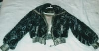 Babyphat faux fur jacket Winnipeg, R3B 1C4