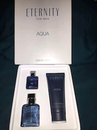 Calvin Klein cologne never been used and also smells great
