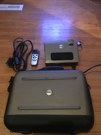 DELL 3400 MP Projector w Case Toronto, M1C 2V6