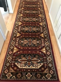 new Kilim Design Hallway Runner Carpet Size 3x10 red Runner rugrunners