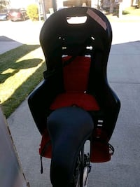 black and red car seat carrier Calgary, T2X 3J4
