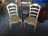 Item# R-493 CENTURY Dining Chair set 2