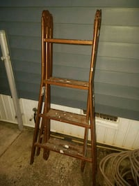 Heavy duty metal step and extension ladder Fort Mill, 29715