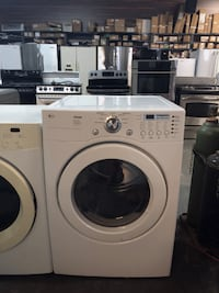 LG Electric Dryer - Tromm Series Riverhead
