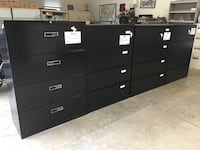 2-3-4-5-6 Drawer Lateral File Cabinets Clover, 29710