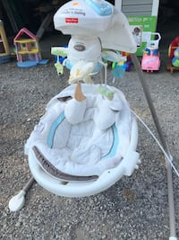 Little lamb swing delux Mansfield, 44906