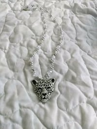 silver-colored pendant necklace Middleburg, 32068